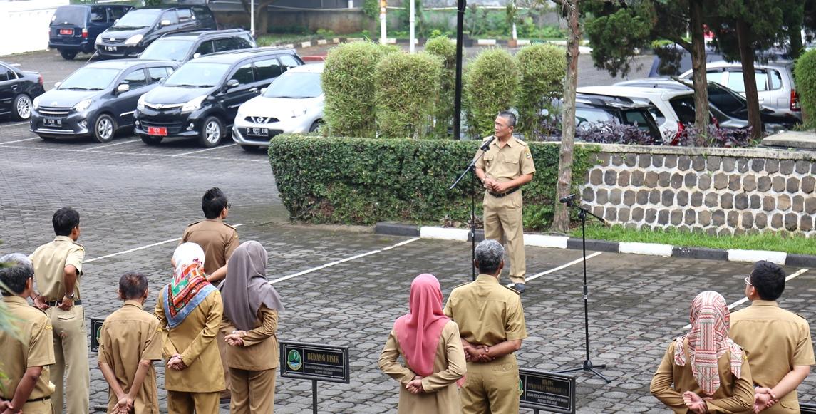 Sekretaris Bappeda Jawa Barat