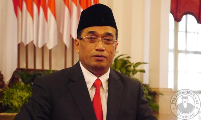 Budi Karya Sumadi/ARIE C MELIALA/PR